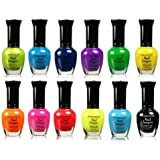 Kleancolor Retro Neon Set of 12