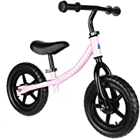 Teddy Shake Best Balance Bike for Kids & Toddlers (Pink)