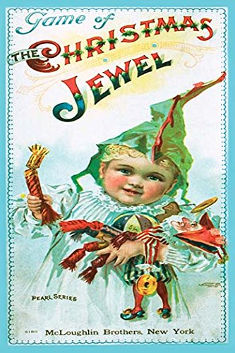 Buyenlarge Game of The Chrostmas Jewel - Gallery Wrapped 24