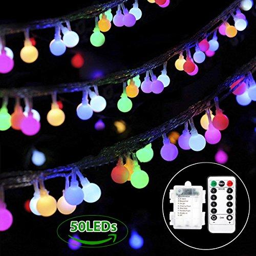 Coloured Led Light Globes in US - 4