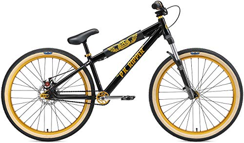 SE DJ Ripper 26 BMX Bike Mens Sz 26in Black