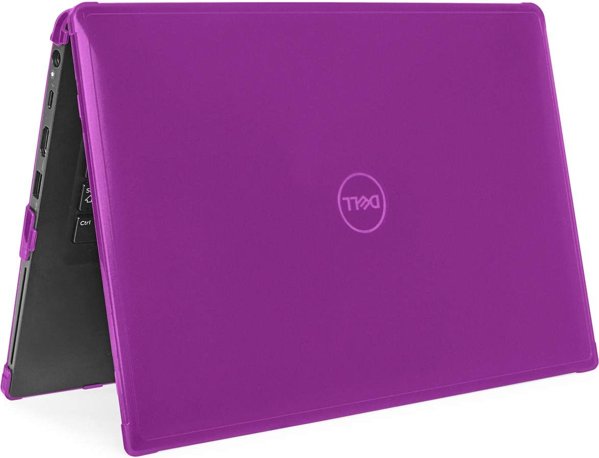 mCover Hard Shell Case for 2018 13.3 Dell Latitude 7390 Series Laptop Computers (Purple)