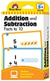 Flashcards: Beginning Addition and Subtraction