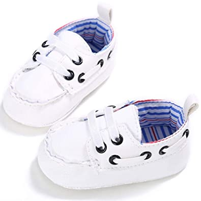 4f4e4fea672 uBabamama Baby Anti-Slip Shoes Boy Girl Newborn Fashion PU Leather Leather  Plaid Lining Crib
