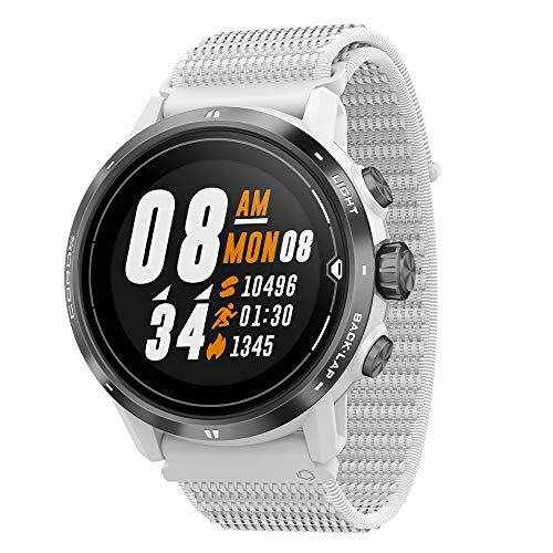 COROS APEX Pro Premium Multisport GPS Watch with 24/7 Heart Rate Monitoring, Sapphire Glass, Touch Screen, Barometer…