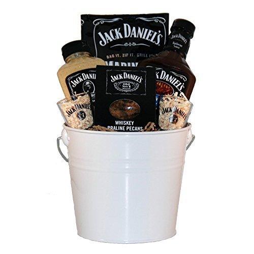 Jack Daniels BBQ Gift Basket by GiftProse