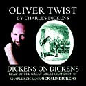 Oliver Twist: Dickens on Dickens Audiobook by Charles Dickens Narrated by Gerald Dickens