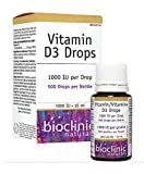 Bioclinic Naturals Vitamin D3 Drops 1000 IU, 0.5 Ounce Review