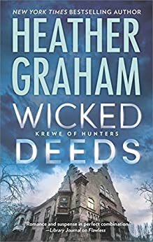 Wicked Deeds (Krewe of Hunters) by [Graham, Heather]