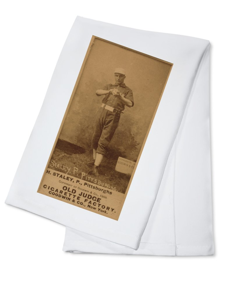 ピッツバーグパイレーツ – Harry Staley – 野球カード Cotton Towel LANT-22960-TL Cotton Towel  B0184BUVHI