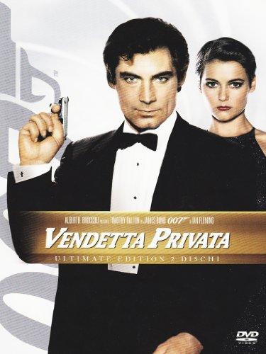 007 - Vendetta Privata (Ultimate Edition) (2 Dvd) [Italian Edition] by