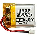 HQRP Battery Works with Sportdog FieldTrainer