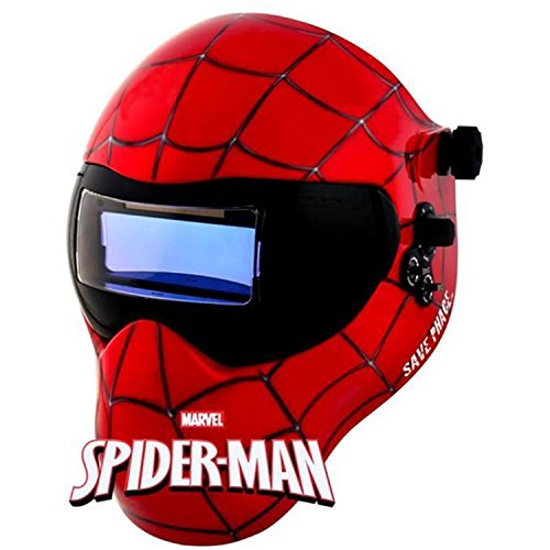 Save Phace – Careta 3012336 Gen y Series Spiderman ADF casco de soldadura
