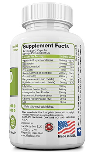 Best-Thyroid-Support-Supplement-with-Iodine-Thyroid-Disorders-Guide-Premium-Natural-Ingredients-Improves-Energy-Levels-and-Metabolism-Pack-of-60-Capsules-Perfect-for-Men-and-Women