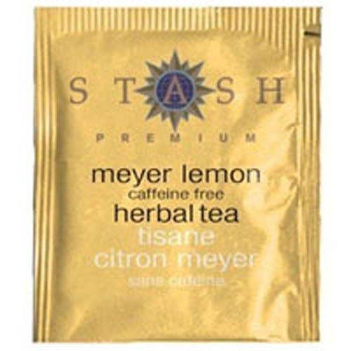 Stash Herbal Tea Meyer Lemon, 20 Count Box (3 Pack) (Lemon Meyer Tea Stash)