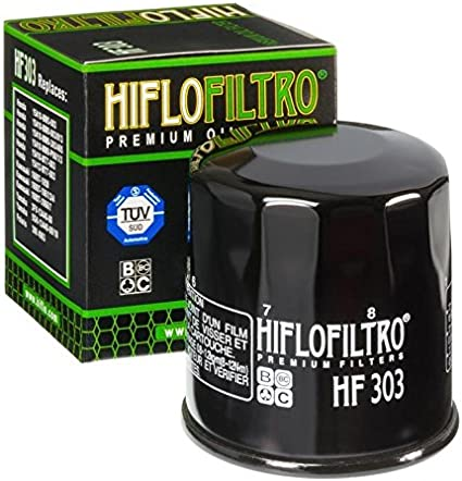 Filtro de aceite Hiflo filtro Quad Polaris 500 Scrambler 4X2//4X4 1998-2005