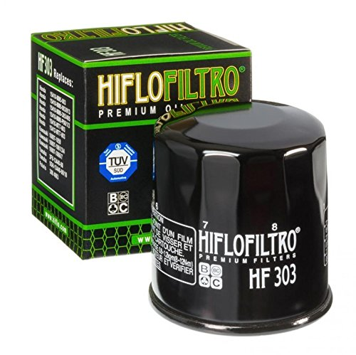 Filtre à huile Hiflo Filtro Quad POLARIS 500 Scrambler 4X2/4X4 1998-2005 Neuf