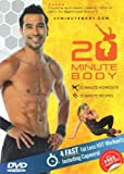 20 Minute Body: 4 Fast Fat Loss Hiit Workouts Including Capoeira