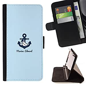 King Case - FOR LG G2 D800 - ?imagination of future - Prima caja de la PU billetera de cuero con ranuras para tarjetas, efectivo Compartimiento desmontable y correa para la mu?eca