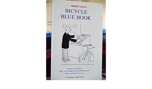 Bicycle Blue Book Value >> Bicycle Blue Book Market Value Antique Highwheel 1930 S 50 S