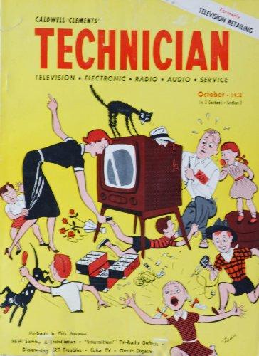 Technician Magazine (Television - Electronic - Radio - Audio - Service, 58)