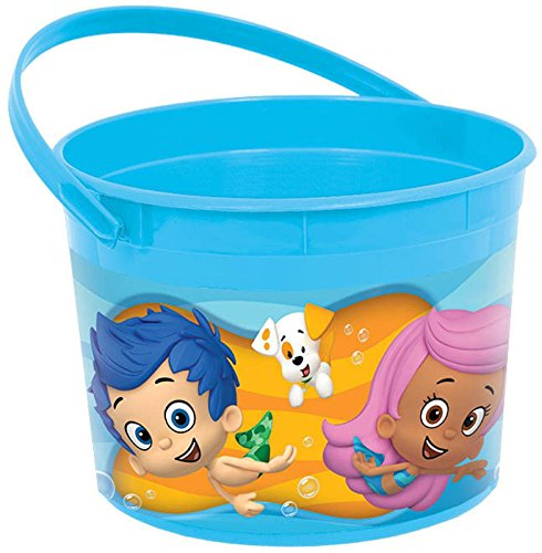 Halloween Bubble Guppies (Bubble Guppies Favor Bucket)