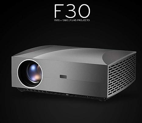 LHJCN 4200 Lúmenes Proyector Full HD 1080P (1920 x 1080 ...