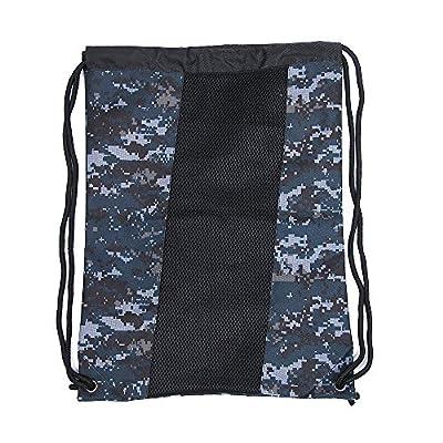 Caroo Team Training Gymsack Drawstring Bags Sackpack best