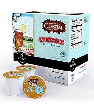 Celestial Seasonings Southern Sweet Iced Tea 96 K-CUPS for Keurig Brewers by Southern Sweet Iced Tea