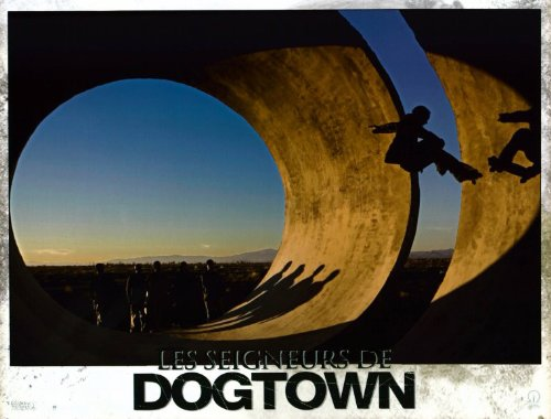 Lords of Dogtown POSTER Movie (2005) French Style A 11 x 14 Inches - 28cm x 36cm (Heath Ledger)(Samantha Lockwood)(Victor Rasuk)(Rebecca De Mornay) ()