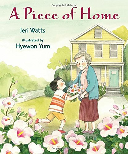 A Piece of Home by Jeri Watts (2016-06-14)