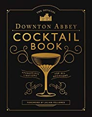 Timed to coincide with the much anticipated Downton Abbey movie, this enticing collection of cocktails celebrates the characters, customs, and drinking way of life at Downton Abbey.Cocktails were introduced in the drawing rooms of Downton Abb...