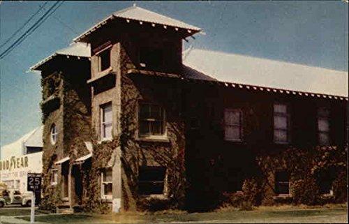 Masonic Temple Yuba City, California Original Vintage ()