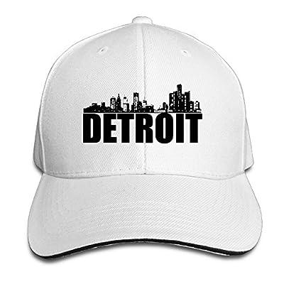 Classy Detroit Motor City Great Lakes Tiger Baseball Caps