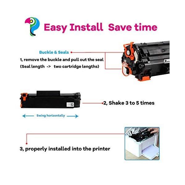 proffisy for HP Laserjet M126nw MFP Black Easy Refill CC388A / 88A Toner Cartridge(HP M126nw MFP - Easy Refill)
