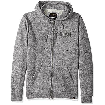 Nice Quiksilver Men's Jungle Forest Zip Hooded Sweatshirt supplier