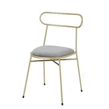 Groovy Iron Art Makeup Stool Household Girls Lounge Chair Bedroom Camellatalisay Diy Chair Ideas Camellatalisaycom