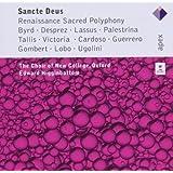 Sancte Deus: Renaissance Sacred Polyphony