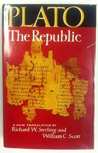 The Republic (English and Greek Edition) by Plato (1985-11-20)