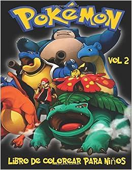 Epub Descargar Pokemon Libro De Colorear Para Niños Volume 2: En Este Tamaño A4 Del Libro De Colorear, Hemos Capturado 76 Criaturas Capturable De Pokemon Go Para Que Usted Coloree.