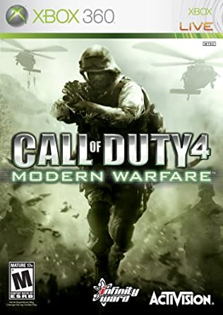 Activision Call of Duty 4 - Juego (Xbox 360, Xbox 360, FPS ...
