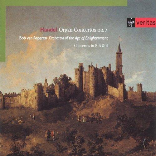 - Handel: Organ Concertos Op.7