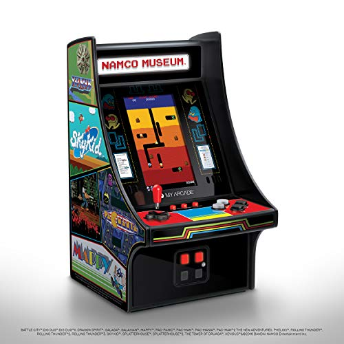 Namco Museum Mini Arcade - 10-Inch (Electronic -