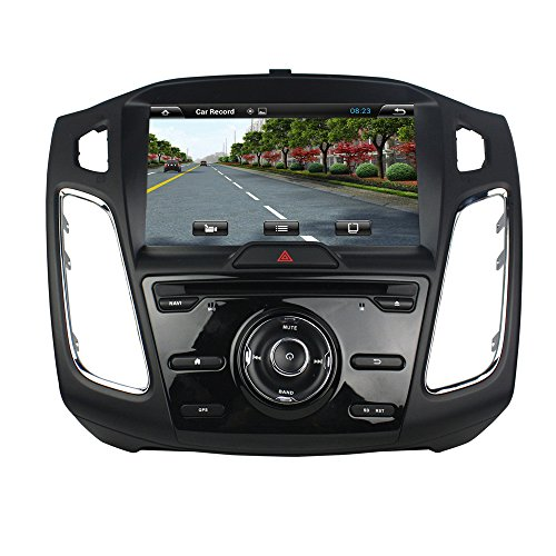 Amazon.com: 9 Inch GPS Navigation for FORD FOCUS 2015 2016 Android 5.1 Quad-Core Car Stereo DVD Player w/ Radio+RDS+Bluetooth+WIFI+SWC+AUX In+Free Backup ...