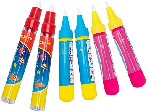 Aquadraw Aquadoodle Water Aqua Doodle Pens Replacement Drawing Children Toy Gift