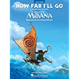 SheetMusic How Far I'll Go (from Moana)(EP) - Alessia Cara