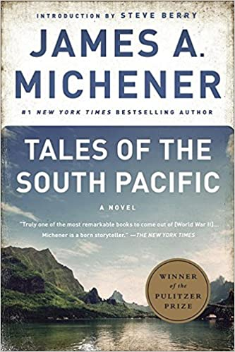 Amazoncom Tales Of The South Pacific James A - Tales of the south pacific