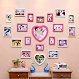Creative children photo wall Wall mounted combo photo frame A A