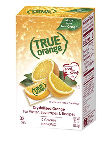 True Orange Drink, 32 Count ()
