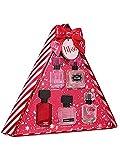 Victoria secret 5 piece Mini Eau de Parfum Gift set - (triangle shape)